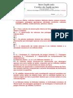 B - 4.1 - Teste Diagnóstico - Ciência e Tecnologia No Estudo Da Estrutura Interna Da Terra (1) - Soluções