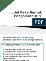 Model Reka Bentuk Pengajaran(RP).pptx