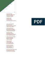 Poema Escrava Isaura