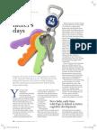 Father's Days - Fit Pregnancy magazine (Dec/Jan 15)