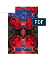 The Essential Psychedelics Guide by DM Turner