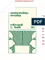 La Dimension Oculta-Edward Hall