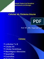 02 - Aula Celulas e Tecidos Do Sistema Imune