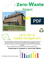 zero-waste project laird hall