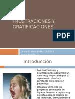 Frustraciones y Gratificaciones Cp