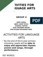Activities for Lga