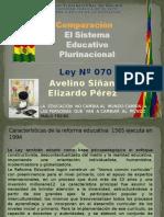 Ensayo General Ley 070