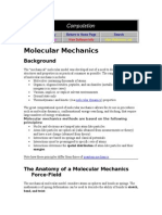 Molecular Mechanics.doc