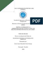 TESIS - DELITOS INFORMATICOS EN ECUADOR Y ADMINISTRACION DE JUSTICIA.pdf
