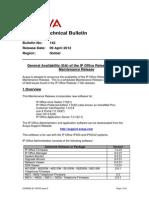 IP Office R7 Fixes