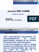 Norma ISO 31000
