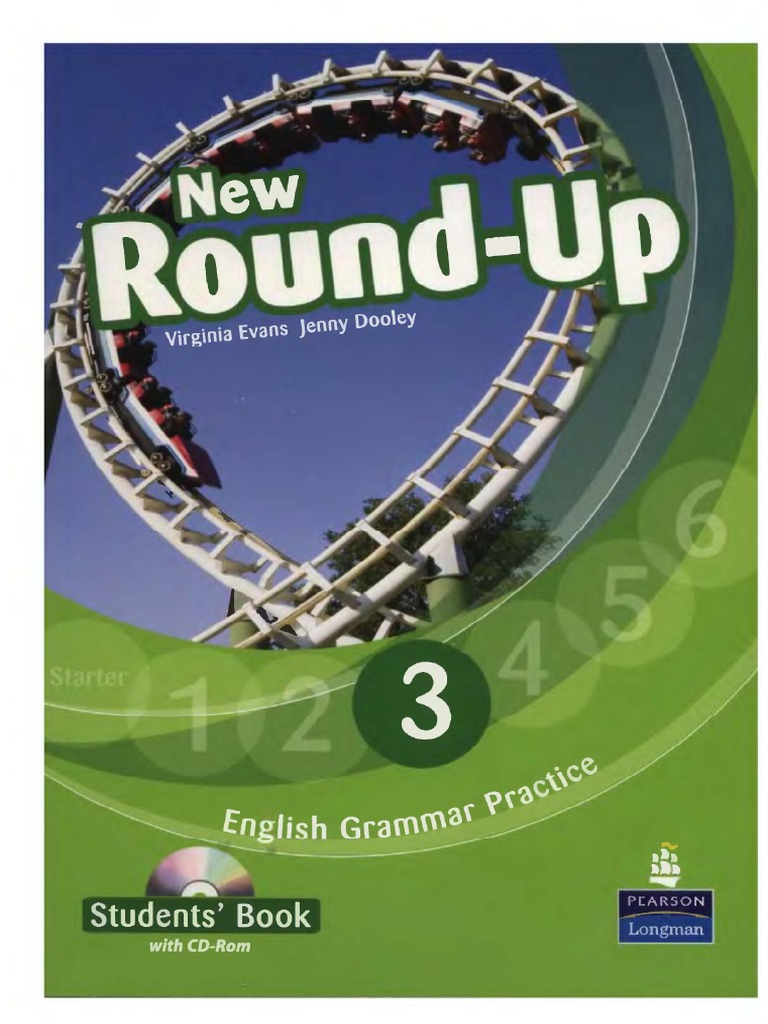 Гдз по английскому new round up