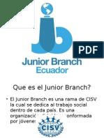 Presentacion Programa JB