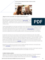Los Mejores Temas Para Hablar Con Mujeres en Cita _ Seducir y Conquistar a Las Mujeres