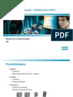 Treinmamento Elektronikon_Comunicação