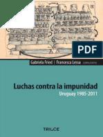 Luchas Contra Impunidad