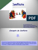 Psicología de la persuasión - Conflicto