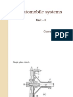 Automobile Systems