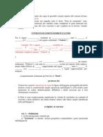 Modello C - Contratto Di Cessione Dei Diritti Dautore