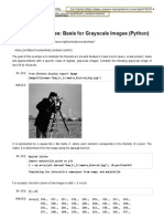Basis for Grayscale Images