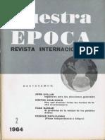 Revista Internacional - Nuestra Epoca N°2 - febrero 1964