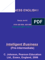 Business English i