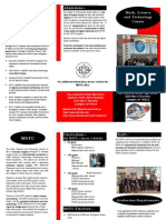 Brochure MSTC 2013