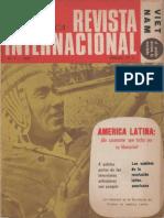 Revista Internacional - Nuestra Epoca N°5 - mayo 1967
