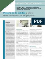 Articulo Mejora de La Calidad a Traves de La Automatizacion de Procesos Www.farmaindustrial.com