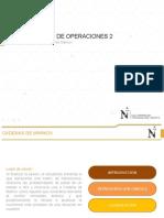 Ope II Sesion 04 Wa Cadenas de Markov Introduccion
