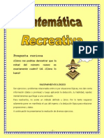 Matematica Recreativa Resueltos y Propuestos 2015