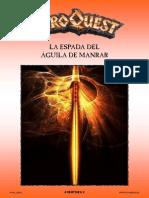 La Espada Del Águila de Manrar - Libro 2