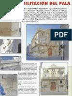 Rehabilitación Del Palacio Bankinter de Valencia
