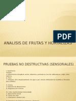 Analisis de Frutas y Hortalizas -Presentacion 15 Sep