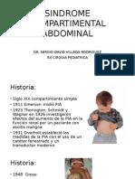 Sindrome Compartimental Abdominal