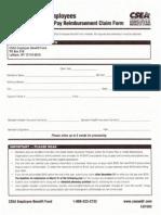 Prescription Drug Co-Pay Reimbursement