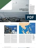El conflicto marítimo que definirá el nuevo orden mundial