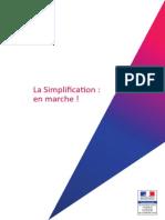 La simplification - En marche