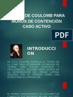 Teoria de coulomb activo