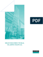 Silicone Structural Glazing Manual