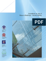 Guidelines on Use of Glass in Buildings Human Safety