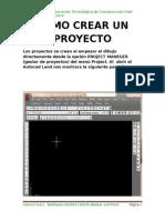 Manual de Soporte Tecnico en Autocad Land