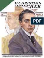 History of Design Designer Paper Leyendecker