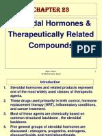 Sreroidal Hormones