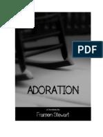 Adoration, A Horror Novelette by Framen Stewart