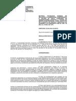 Resolucion Impuestos internos 2015