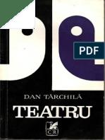 Dan Tarchila - Hotul Perfect