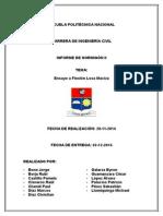 Informe Losa Maciza