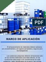 ALMACENAMIENTO DE SUSTANCIAS PELIGROSAS - LATIQUIM.PPT