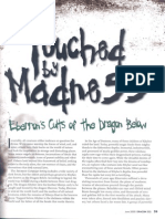 Touched by Madness, Eberron's Cults of the Dragon Below